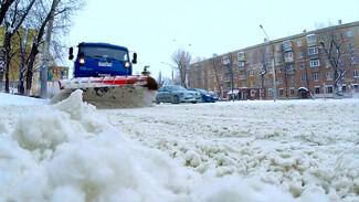Без комментариев. Как Воронеж пережил сильные снегопады