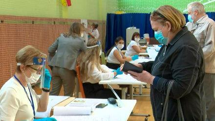 Число проголосовавших на выборах воронежцев возросло до 35,17%