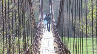 Триста метров страха. Под Воронежем сельчане потребовали ремонта моста после гибели мужчины