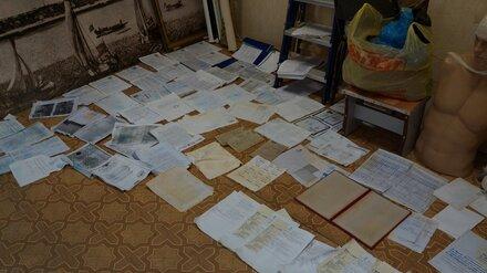 В Воронеже затопило музей «Петровские корабли»: пострадали экспонаты