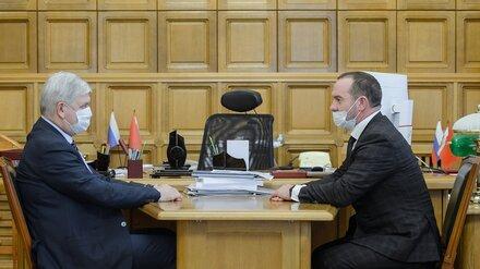 Депутат воронежской облдумы предложил построить в Кантемировке ледовую арену
