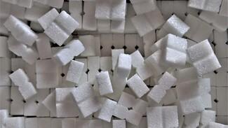 В Воронежской области упало производство сахара