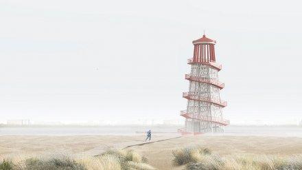 На Петровской набережной в Воронеже построят маяк и торговую деревню