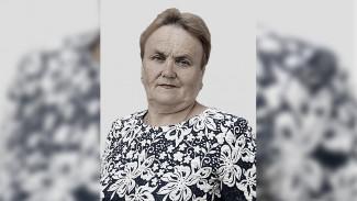 В Черноземье умерла заболевшая коронавирусом заслуженный врач РФ