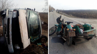 Водитель минивэна ответит в суде за ДТП с двумя погибшими в Воронежской области