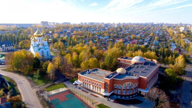 Воронежская фирма «Юнион» открыла в Тамбове ещё 2 корпуса православной гимназии