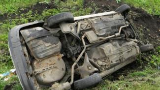 В Воронежской области в ДТП разбился водитель «Лады»