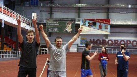 В Нововоронеже наградили самых спортивных отцов