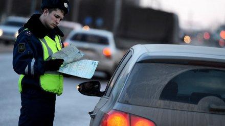 ГИБДД подвела итоги массовых проверок водителей в Воронеже