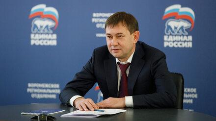 Владимир Нетёсов поблагодарил воронежцев за участие в выборах