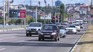 Число рекламных щитов в Воронеже сократят вдвое