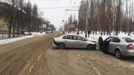 В Воронеже устроивший ДТП с пострадавшим водитель отказался от теста на алкоголь