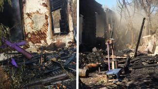 Младенец из многодетной семьи под Воронежем сгорел, пока мать ходила за хлебом