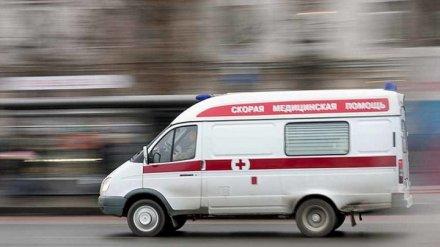На трассе под Воронежем  2 человека насмерть разбились в ДТП с фурой