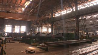 Воронежский завод остался без крупных заказов после завершения стройки Керченского моста