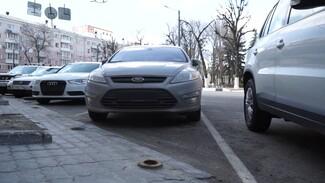 «Пойманные» новыми камерами воронежцы получили первые штрафы за неоплату парковки