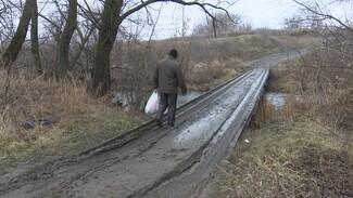 «Без помощи 22 часа». Как старый мост под Воронежем помешал скорой добраться на вызов