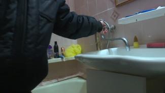 После крупной аварии жителям трёх районов Воронежа начали возвращать воду