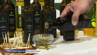 Производитель из Воронежской области представил полезное масло на Expo Food Show