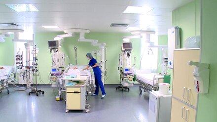 В Воронежской области продолжили стремительно возвращать койки для больных COVID-19