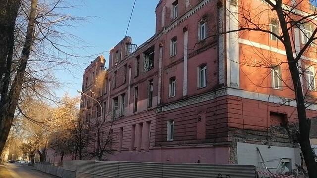 Уничтожение старинного хлебозавода в Воронеже проверит прокуратура
