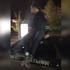 Воронежец в костюме сотрудника ДПС прокатился на крыше машины: появилось видео