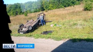 Под Воронежем «ВАЗ» вылетел в кювет: погиб водитель
