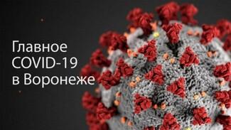 Воронеж. Коронавирус. 23 апреля 2021 года