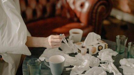 В Воронежскую область после годового перерыва вернулся грипп