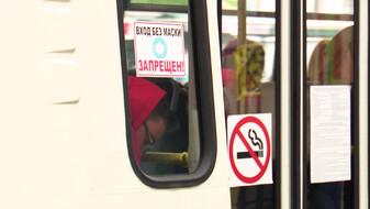 Пассажиров воронежских маршруток начнут штрафовать за отсутствие масок