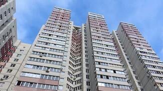 Воронежцы сообщили о падении человека с 17 этажа высотки