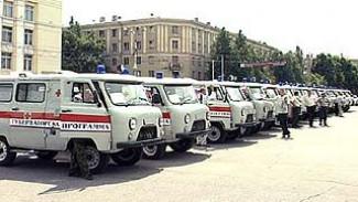 В каждый район области отправились по 2 - 3 машины