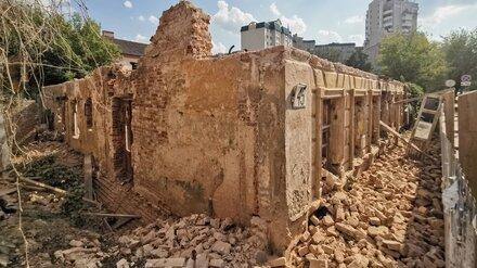 Снос исторического дома Вагнера в центре Воронежа обернулся уголовным делом