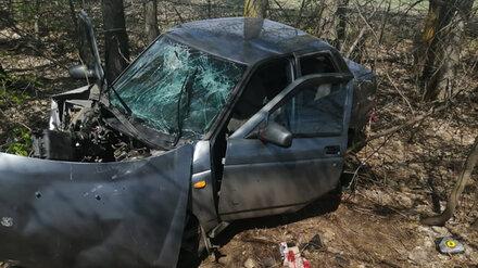 Жизнь раненной в ДТП на воронежской трассе 2-месячной девочки спасают в реанимации