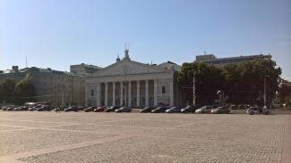 Торги на ремонт крыши воронежского оперного театра провалились