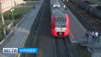 Скоростной поезд «Ласточка» отправился в первый рейс из Воронежа в Ростов