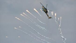 Фотограф показал лучшие моменты авиашоу в День города в Воронеже