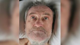 Полиция разыскивает родных найденного под Воронежем мужчины