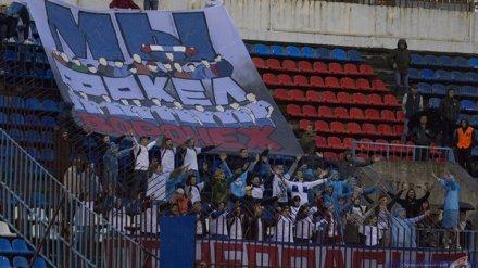 Воронежский «Факел» оштрафовали за драку фанатов с футболистами на последнем матче года