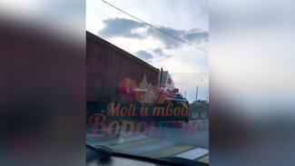Жёсткое ДТП произошло на границе Воронежской и Липецкой областей: появилось видео