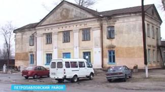 Жители Воронежской области своими силами восстанавливают сельский клуб