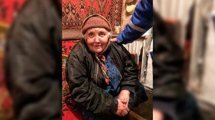 Воронежские поисковики рассказали, как нашли ушедшую за грибами 80-летнюю женщину