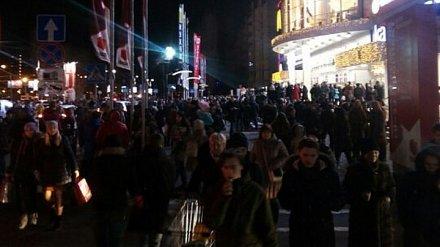 В Воронеже все крупные торговые центры эвакуировали из-за угрозы терактов
