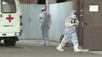 В воронежские больницы вернулись ковидные стационары из-за нового скачка заболевших