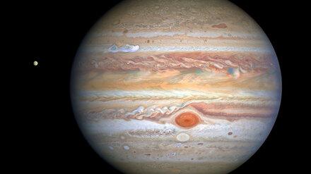 Жители Воронежской области увидят первое за почти 460 лет великое соединение Юпитера и Сатурна