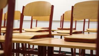 В райцентре Воронежской области из-за гололёда отменили занятия в школах