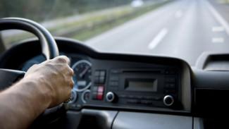 В Воронежской области сбивший дальнобойщика водитель попался полиции