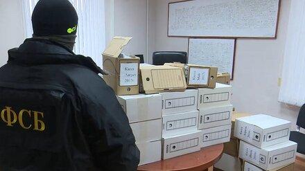 Бывшего топ-менеджера «Воронежгорэлектросети» отправили в колонию