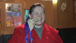 Школьница из маленького села стала первой чемпионкой Европы по самбо из Воронежской области