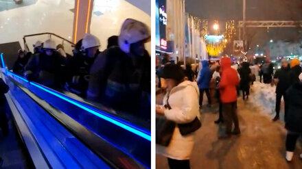 В МЧС назвали причину эвакуации воронежцев из ТЦ «Галереи Чижова»